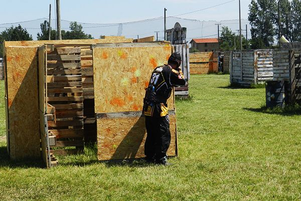 Paintball à toulouse