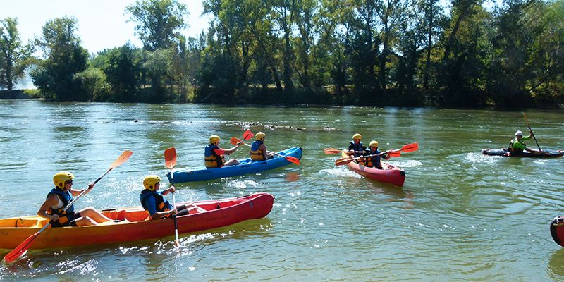 Afterwork canoe à Toulouse