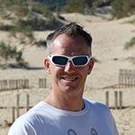 moniteur de kite surf Narbonne plage