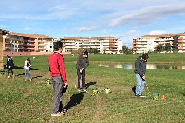 Un cours de Golf à Toulouse