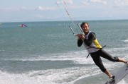 kitesurf - narbonne plage homme