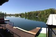 le spot de wakeboard de Toulouse