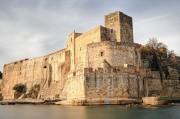Le chateau de la chasse au trésor à Collioure