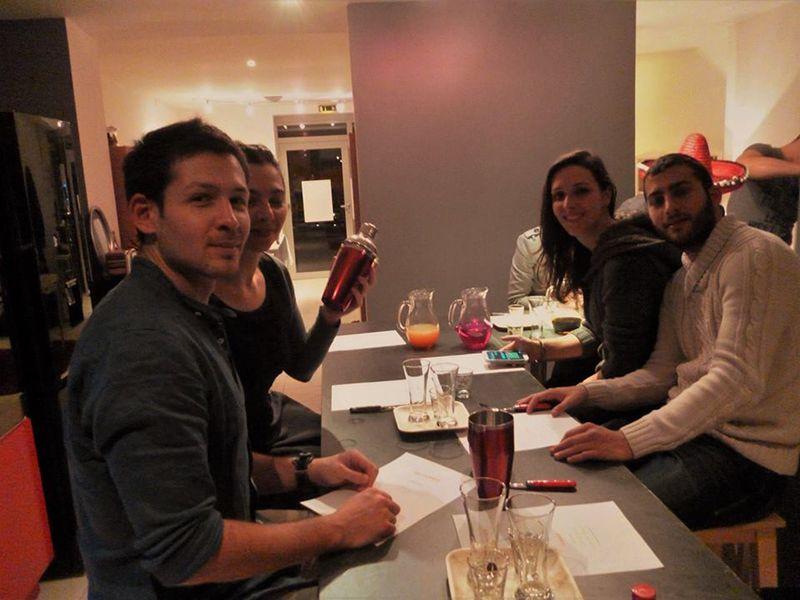 Atelier cuisine saveurs du monde for Atelier cuisine toulouse