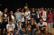 un groupe de personnes lors d'un urban game à Toulouse