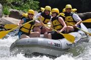 Rafting sportif