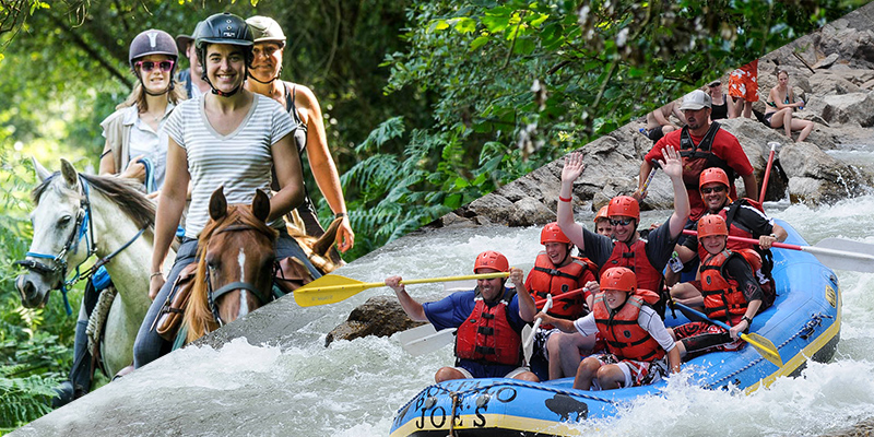 rafting + cheval 2